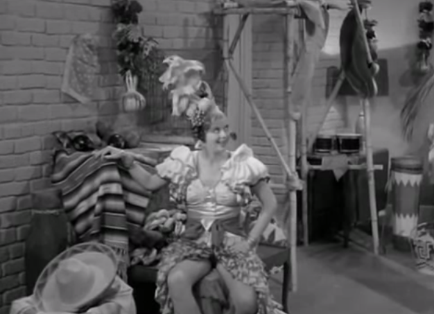 Lose the clothes and add some cellophane and you've got an idea, there, Lucy.