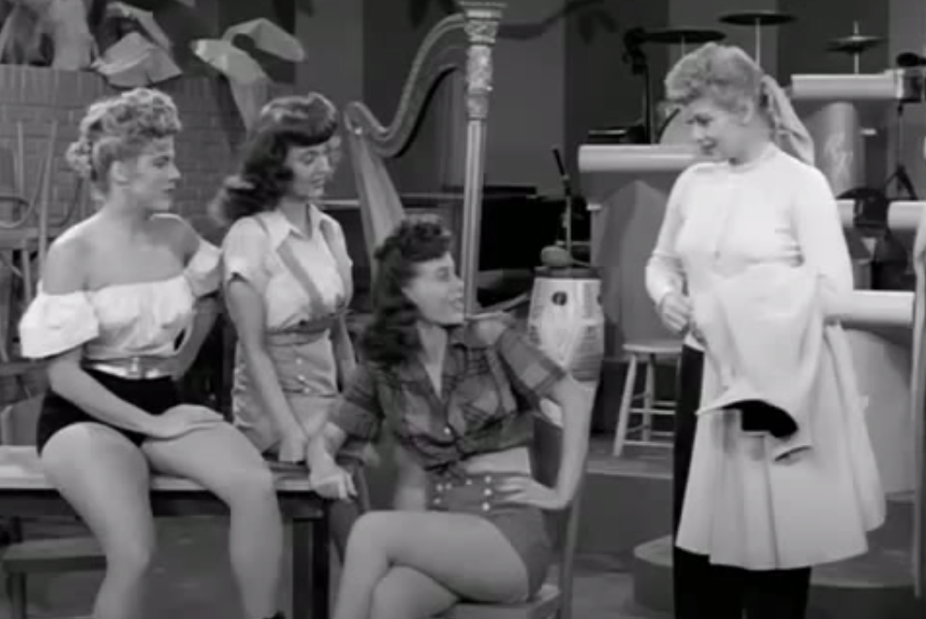 I Love Lucy S01 E03 The Diet Wtf Lucy