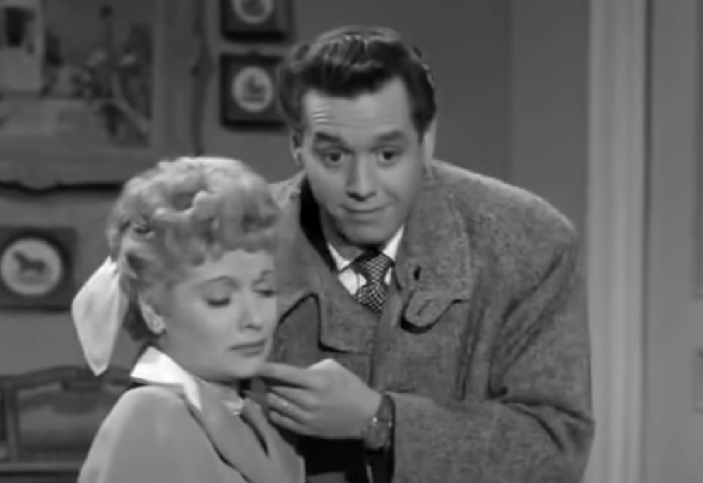 I Love Lucy S01 E05 The Quiz Show Wtf Lucy