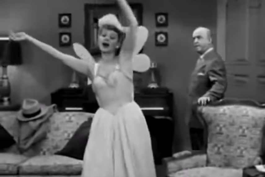 I Love Lucy S01 E19 – The Ballet | WTF Lucy