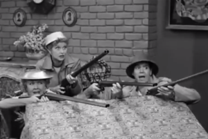 I Love Lucy S01 E21 The New Neighbors