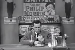 Philip Morris in I Love Lucy