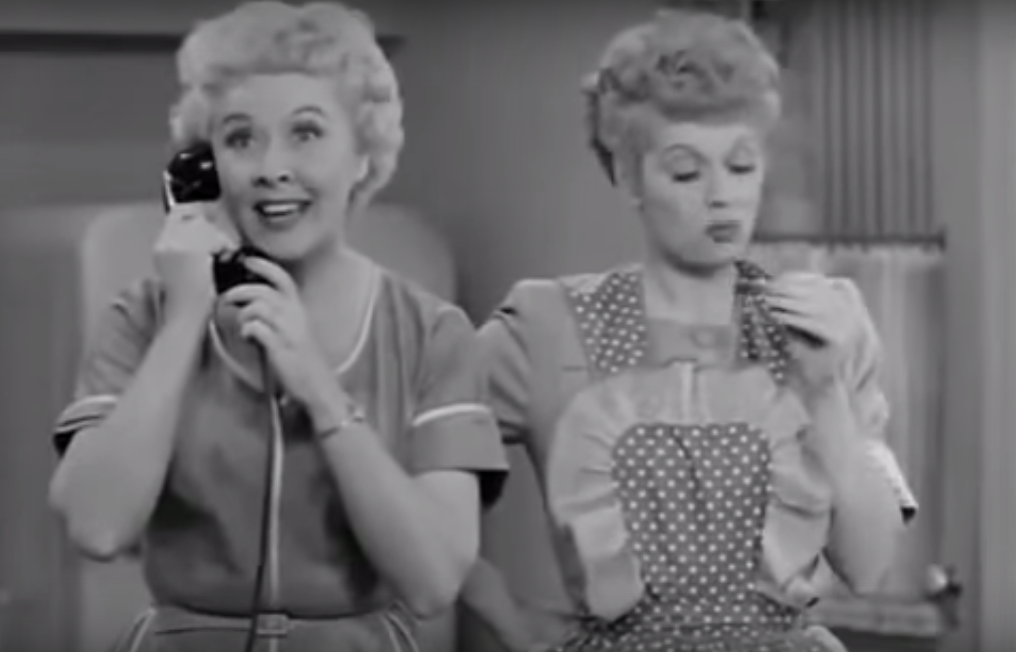 I Love Lucy S01 E29 The Freezer Wtf Lucy