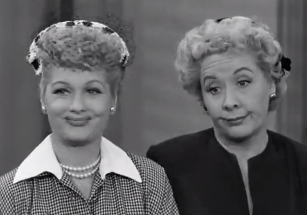 S02 E01 Ethel and Lucy expressions