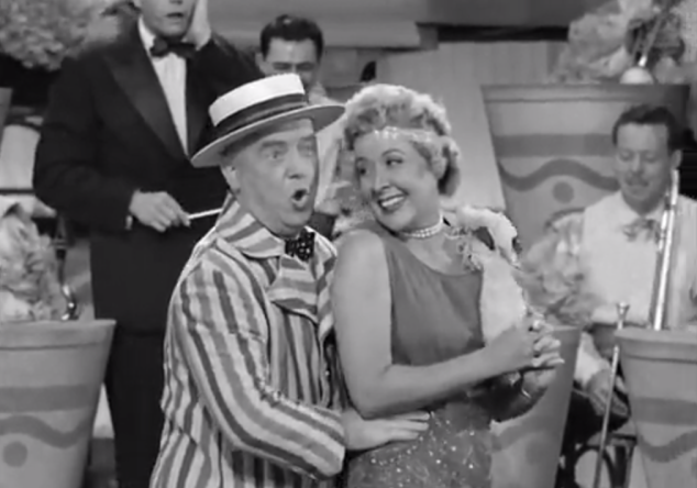 I Love Lucy S02 E09 Fred and Ethel do vaudeville
