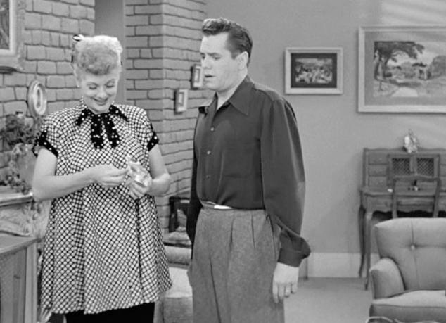 I Love Lucy S02 E14 Ricky Sad